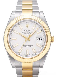 Rolex Datejust II 41 116333 Ivory Index