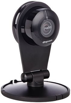 Dropcam Pro Video Monitor - Check things out, from anywhere. Find this and other amazing gift ideas at www.amazon.com/giftguide.