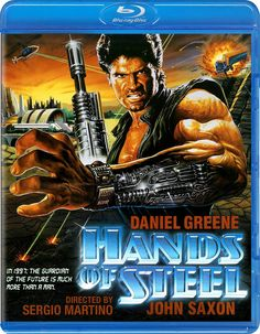 Hands of Steel Blu-ray Region A by Code Red