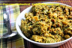 FLAVOURS UNLIMITED...Eat Well To Stay Well: Gujarati Undhiyun