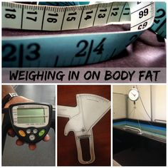 Weighing in on how to measure body fat... AND how to reduce your body fat!
