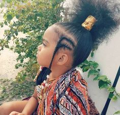 "blackgirlsaregold: ""Bead braids appreciation post "" - All For Hairstyles Black Kids Hairstyles, Girls Natural Hairstyles, Flower Girl Hairstyles, African Hairstyles, Trendy Hairstyles, Weave Hairstyles, Children Hairstyles, Toddler Hairstyles, Teenage Hairstyles"