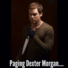 95 best dexter images on pinterest dexter dexter cattle and tv there are other serial killers out there who are watching dexter to get ideas they want to kill without getting caught similar to dexter fandeluxe Choice Image