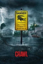 Crawl in US theaters July 2019 starring Kaya Scodelario, Barry Pepper, Ross Anderson, Anson Boon. When a massive hurricane hits her Florida hometown, Haley (Kaya Scodelario) ignores evacuation orders to search for her missing father (Bar Movies 2019, Hd Movies, Horror Movies, Movies To Watch, Movies Online, Movies And Tv Shows, Movies Free, Comedy Movies, Marvel Movies