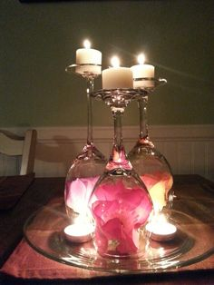 All 99 cent store Good I idea for when people come over, but since I have kids I would use flameless candles