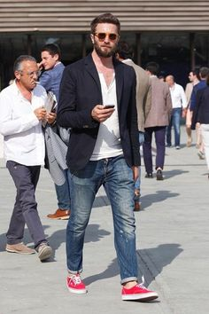 Men's Street Style Outfits For Cool Guys (19)