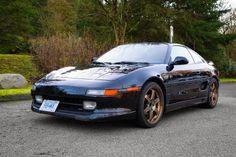 Mint, 1991 Toyota MR2 T-Top Turbo   Auto Restorationice
