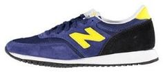 New Balance 620 Suede Panelled Trainers on shopstyle.co.uk
