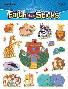 Faith that sticks:  Ark and Animals