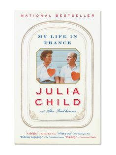 My Life In France By Julia Child   Sycamore Street Press Julia Child spoke no French and knew nothing about the country itself. But as she dove into French culture, buying food at local markets and taking classes at the Cordon Blue, her life changed forever with anewfound passion for cooking and teaching. Her unforgettable story — struggles, rejections, and a wonderful marriage . unfolds with the spirit so key to her success as a chef and a writer, brilliantly capturing one of the most ende...