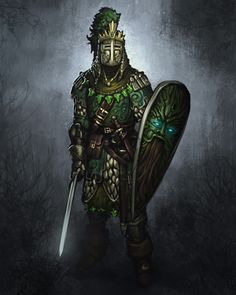Green Knight by ~Taaks