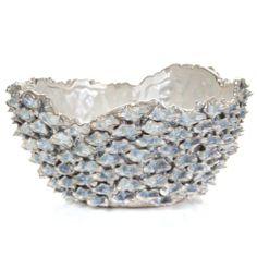 Ceramic Abalone Bowl, $99.95
