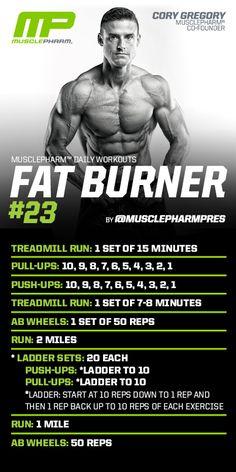 Fat Burner 23