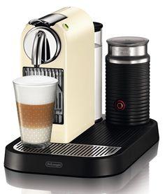 Amazon.de: DeLonghi EN 266.CWAE Nespresso Citiz Kapselmaschine