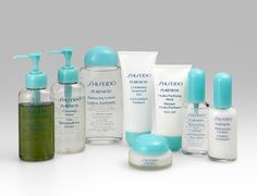 Reinheit und Pflege für junge Haut: 1994 lancierte #Shiseido in ausgewählten Ländern die Pflegelinie #Pureness, eine innovative Öl absorbierende und gleichzeitig den Feuchtigkeitsgehalt regulierende Hautpflege-Linie. Pureness ist seit 2002 in über 72 Ländern beliebt.