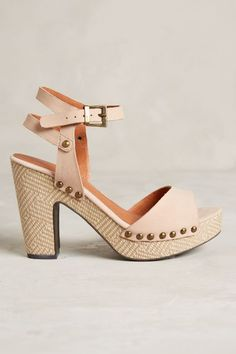 Schuler & Sons Mallory Platforms - anthropologie.com