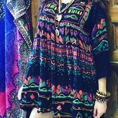 U neck, above knee, 3/4 Sleeves , button Front, ethnic pattern, loose style Mini Casual Resort Wear tunic dresses USA Shop Contact Us;- MOGUL INTERIOR SHOPPES AT SAN CARLOS, 19451 S. TAMIAMI TRAIL, SUITE 110 FT MYERS, FLORIDA 33908 E-mail : mogulinterior@aol.com Phone : 239-603-7777