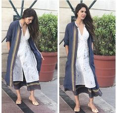 Sonam Bajwa Latest Wallpapers and Hot Images – AboutFeed – Latest Trending News and Viral Videos Pakistani Dresses, Indian Dresses, Indian Outfits, Western Outfits, Indian Attire, Indian Wear, Kurta Designs, Blouse Designs, Ethnic Fashion