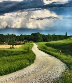 Winding Back Roads