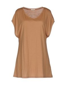 AMERICAN VINTAGE Women's T-shirt Camel XS/S INT