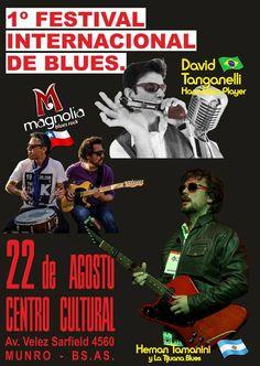 Blues Latinoamericano | Al sur del río Bravo, también hay blues