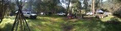 Buckland valley camp