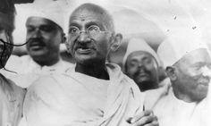 Salt March Ghandi