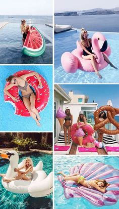 itemes infaltable para que tu pool party sea un éxito: inflables cancheros! Summer Pool, Summer Fun, Party Summer, Summer Feeling, Summer Vibes, Cool Pool Floats, Funny Pool Floats, Pool Picture, Pool Toys