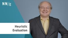 Jakob Nielsen explains the heuristic evaluation method, which allows you to judge a user interface design based on 10 well-proven general principles for human-computer interaction.