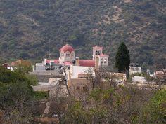 Vrahassi church, Crete, 2007