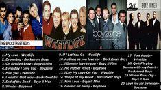 Westlife/Backstreet Boys/Boyz II Men/Boyzone: Greatest Hits - Top 20 Bes...