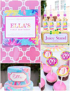 Best Lilly Pulitzer Party Ideas