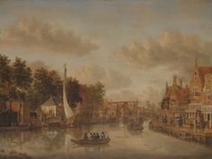 Jacobus Storck AMSTERDAM, A VIEW ON THE OVERTOOM