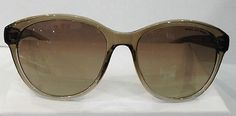 NEW AUTHENTIC MARC BY MARC JACOBS MMJ 225/S COL X6C DB CRYSTAL BROWN SUNGLASSES