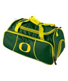 Oregon Ducks Athletic Duffel Bag