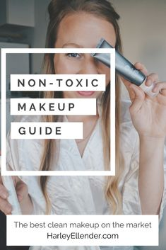 Do you know what ingredients are in your makeup? When I found out there was no way I was going back. When I made the switch to non-toxic makeup I couldn't believe how it not just complimented my skin but improved its overall appearance! No Chemical Makeup, Non Toxic Makeup, Natural Face, Natural Makeup, Natural Skin Care, Pacifica Makeup, Pacifica Beauty, Face Routine, Makeup Routine