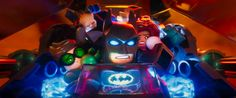 With the movie out next month, it's time to go behind the scenes of The LEGO Batman Movie to meet the film's cast of iconic characters and hear their unique perspectives on the adventure they take