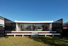 Branch Studio Architects 01 Branch Studio Architects Remodel a 1960s Home in Melbourne, Australia