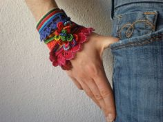 Heliamphora Chimantensis Freeform Crochet by irregularexpressions, $168.00