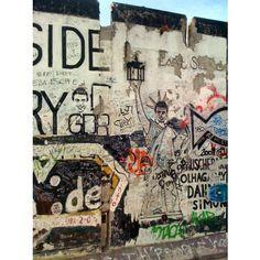 Berlin Wall, Brandenburg Gate Germany 3.8 miles using @iFit @NordicTrack @ProForm @FreeMotionFit #25anniversary #treadmill #elliptical #inclinetrainer #bike
