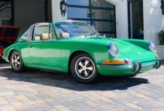 Conda Green 1970 Porsche 911t Targa In 2020 Porsche Chrysler Imperial Classic Cars Online