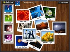 Photo Gallery for #Articulate #Storyline with Live Demo, Source Files and Tutorials