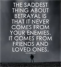 Banquo would relate to this quote because he truly was a loyal person, who untill his end thought Macbeth was his friend and even though he was suspicious of Macbeth for 'playing foul' he showed no ambition to go against him.