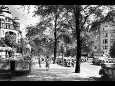 Scheinbare Normalität im Sommer 1939: Der Kurfürstendamm in Berlin.