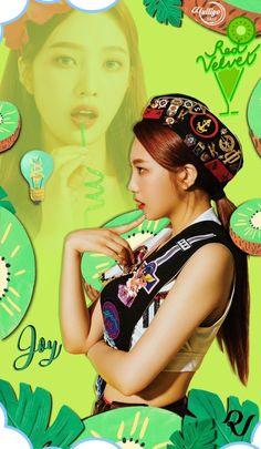 Fun Things — 레드벨벳(Red velvet) - 'Summer 자물쇠/집. Kpop Girl Groups, Korean Girl Groups, Kpop Girls, Wendy Red Velvet, Red Velvet Joy, Seulgi, K Pop, Joy Rv, Velvet Wallpaper