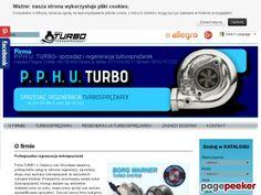 PPHU TURBO turbo regeneracja