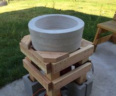 In my first instructable I'm going to show you how I made a forge. I hope it gives you some ideas. Please note that this is just one of many ways to do this, and...