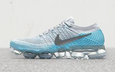 """Nike Unveils VaporMax """"Ice Flash"""" Pack"""