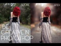 BE CREATIVE : NORMAL PHOTO TO AMAZING PHOTO ( PORTRAIT EDITION) IN PHOTOSHOP - YouTube