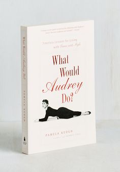 What Would Audrey Do? Book, @ModCloth